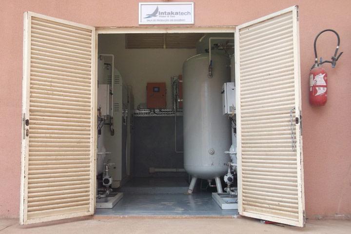 Hospital Maternidade Lucrecia Paim (Angola) – Renovated and New Oxygen Supply
