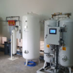 Oxygen Plant Room Installation