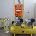Vacuum Plant 65m3 h duplex