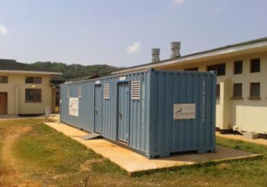 Intaka Tech installs first GGS in Malawi