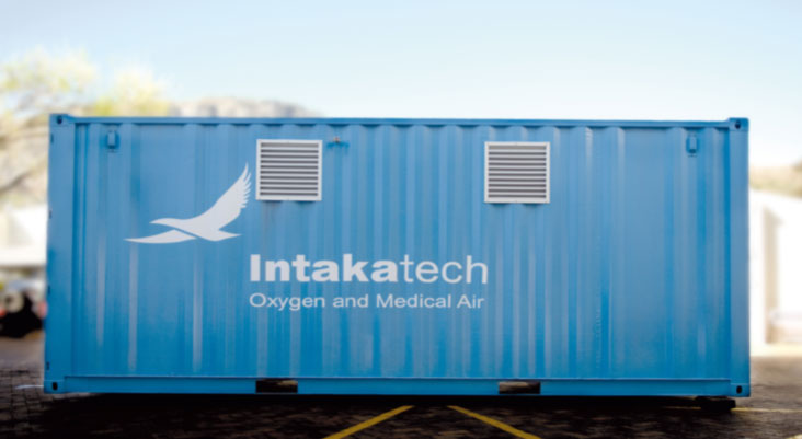 Intaka Tech signs a maintenance services agreement with the Department of Health of Kwazulu-Natal