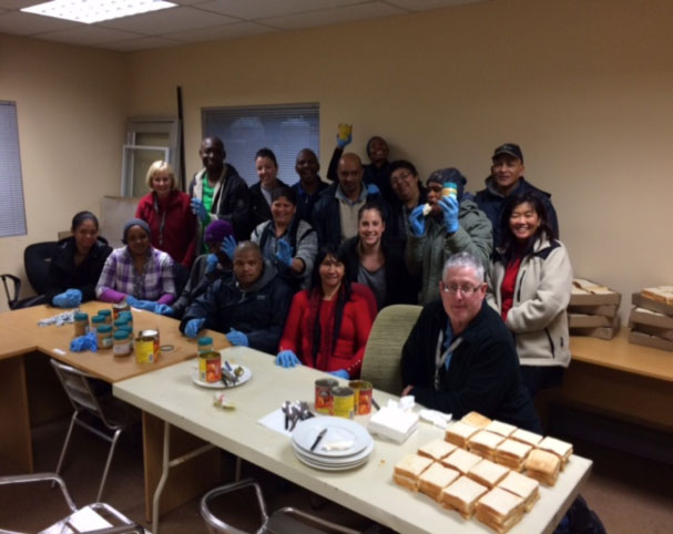 Intaka supports the Retreat Haven Night Shelter