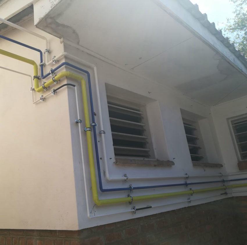 Intaka Tech Installs Medical Gas Pipeline System in Queen Elisabeth Central Hospital in Malawi