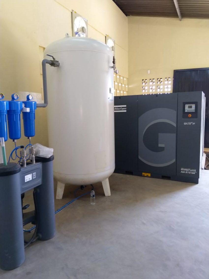 Kamuzu Central Hospital Medical Oxygen Generation System